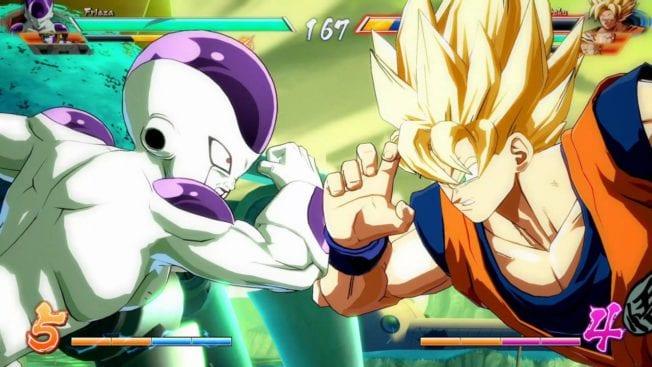 Dragon Ball FighterZ: Kompetitives Kampfsystem