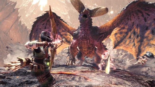 Monster Hunter World Verkaufszahlen von Capcom
