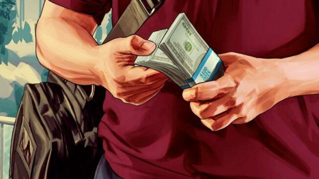 Mit GTA-Dollar könnt ihr euch in GTA Online die Welt kaufen!