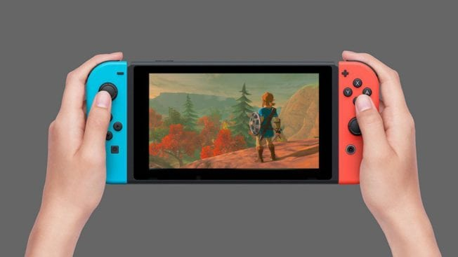 Nintendo keine Switch 2.0