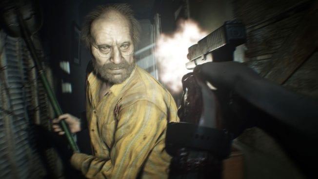 Resident Evil 7 - Spielzeit