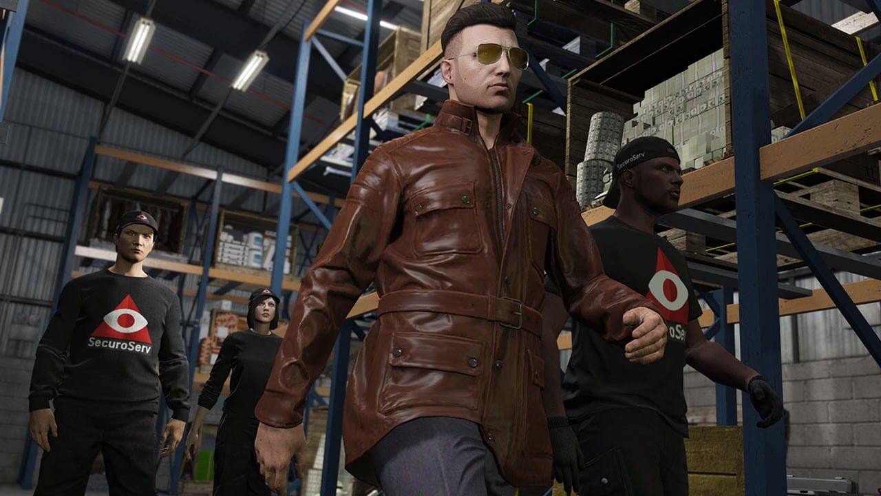 GTA 5: Heists bringen ordentlich Kohle! So lässt sich richtig Geld verdienen.