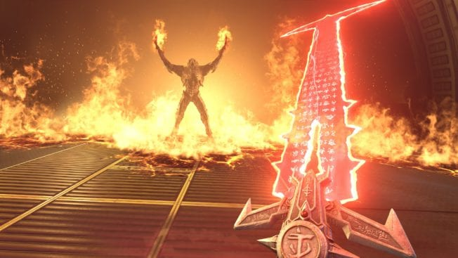 DOOM Eternal: Neue Waffe Schwert