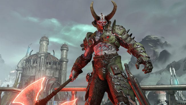 DOOM Eternal: Dämon Marauder