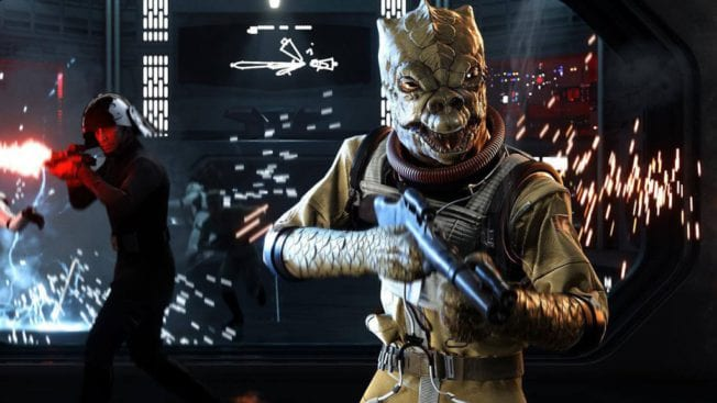 Star Wars Battlefront 2: Bosk