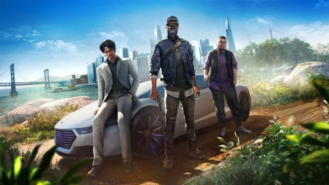 Watch Dogs 2 Koop