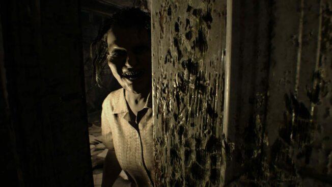 Resident Evil 7 Baker Mutter