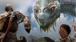 God of War Midgardschlange Jörmungandr