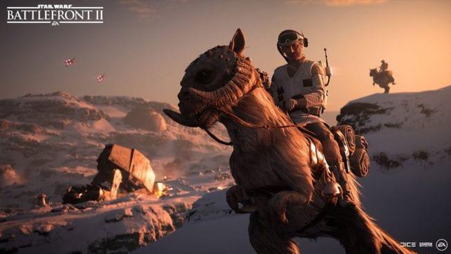 Lootboxen in Star Wars: Battlefront 2 waren laut EA ein Fehler.