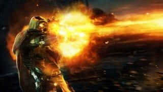 Outriders Pyromancer