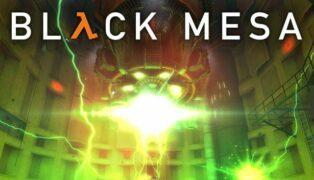 Half Life: Black Mesa