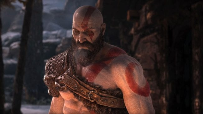 God of War New Game Plus-Modus