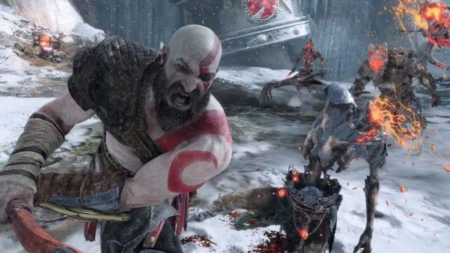 God of War Verkaufszahlen Release