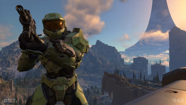 Halo Infinite Spielwelt