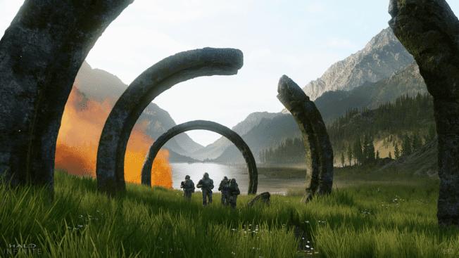 Halo Infinite Antike Ringe