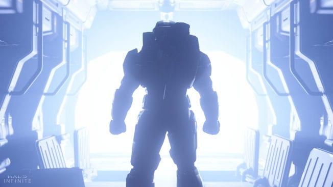 Halo Infinite Licht