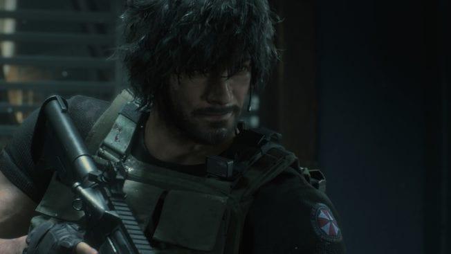 Carlos Oliveira (neues Aussehen) Resident Evil 3