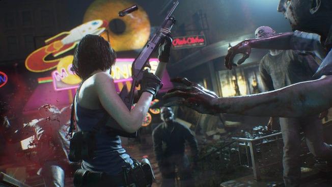 Jill Valentine in Raccoon City (RE3)
