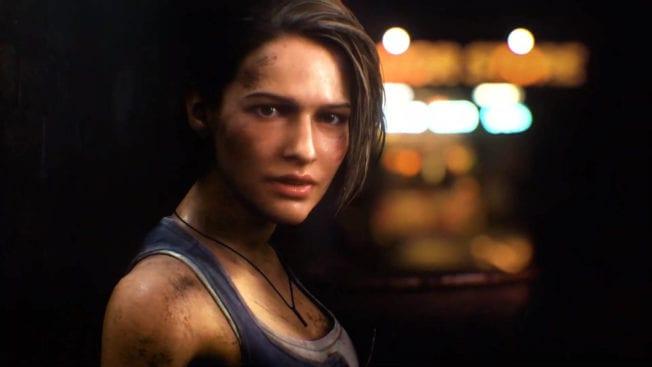 Jill Valentine (Resident Evil 3 Remake)