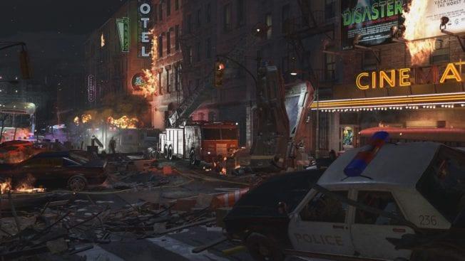 Zombies in Raccoon City