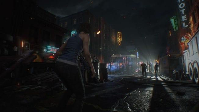 Jill Zombie Resident Evil 3
