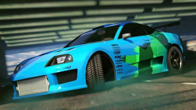 GTA Online - PS5 & Xbox