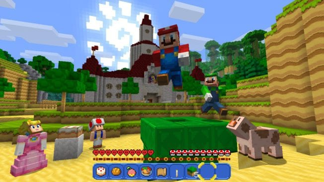 Crossplay Minecraft
