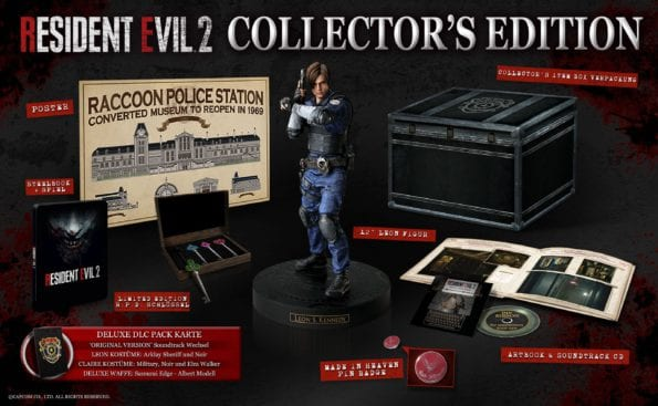 Resident Evil 2 Collector's Edition