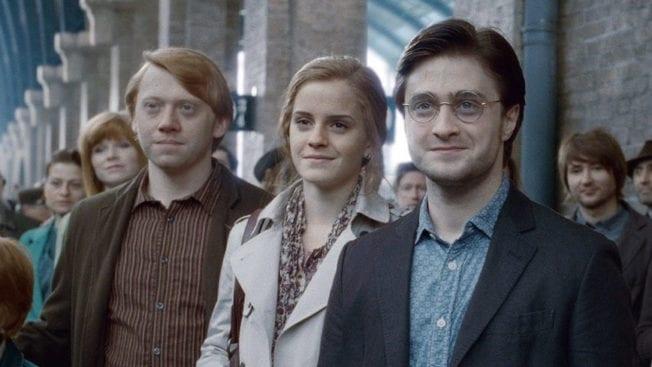 Harry Potter Epilog