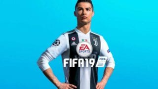 FIFA 19: Cristiano Ronaldo befindet sich nicht länger auf dem Cover