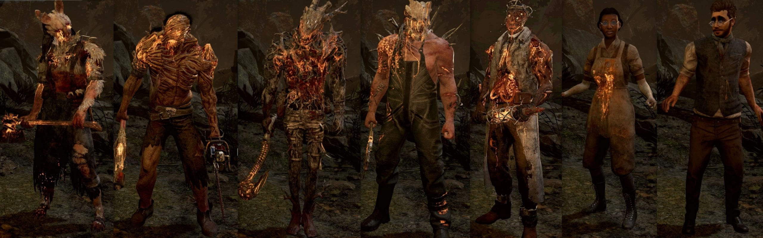 Dead by Daylight Blight Event