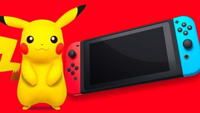 Pokémon für Nintendo Switch 2019