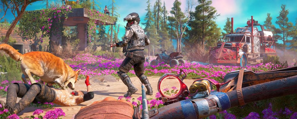 Far Cry New Dawn Teaser