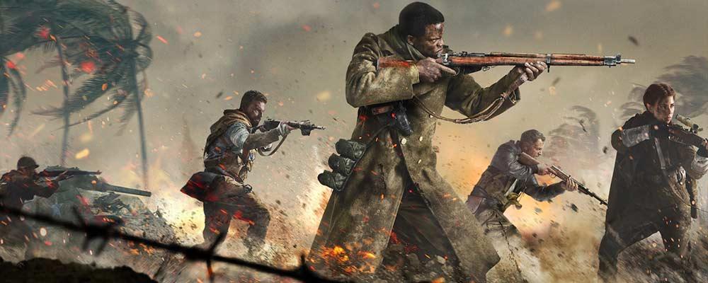 Call of Duty Vanguard Banner
