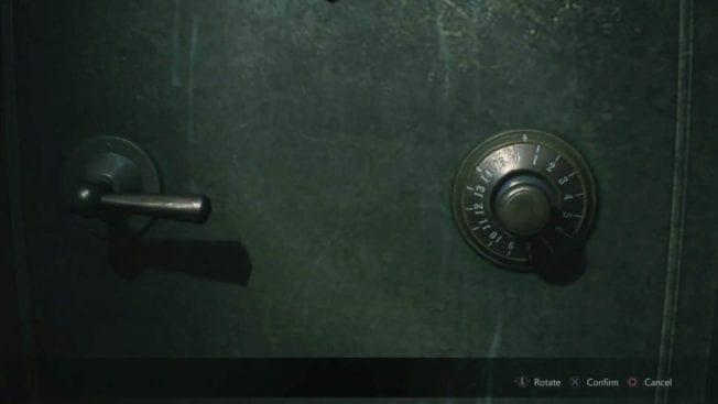 Resident Evil 2 - Alle Safes (Tresore) via Codes öffnen