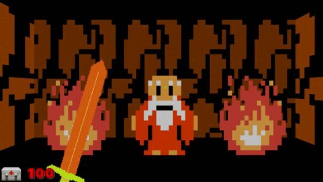 The Legend of Zelda in DOOM