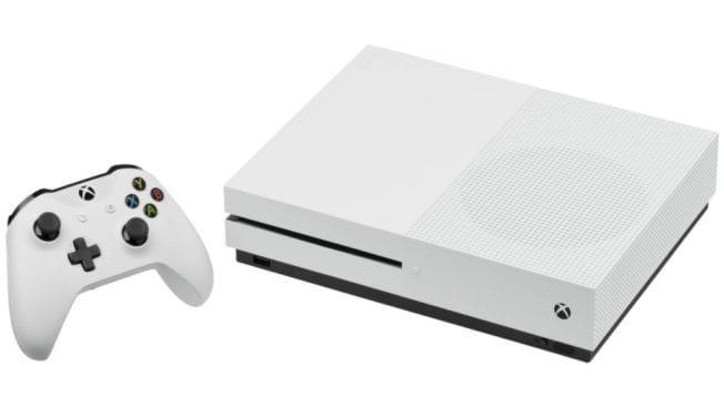 Xbox One Weiß