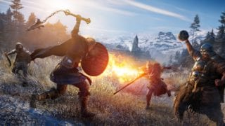 Assassin's Creed Valhalla Feinde