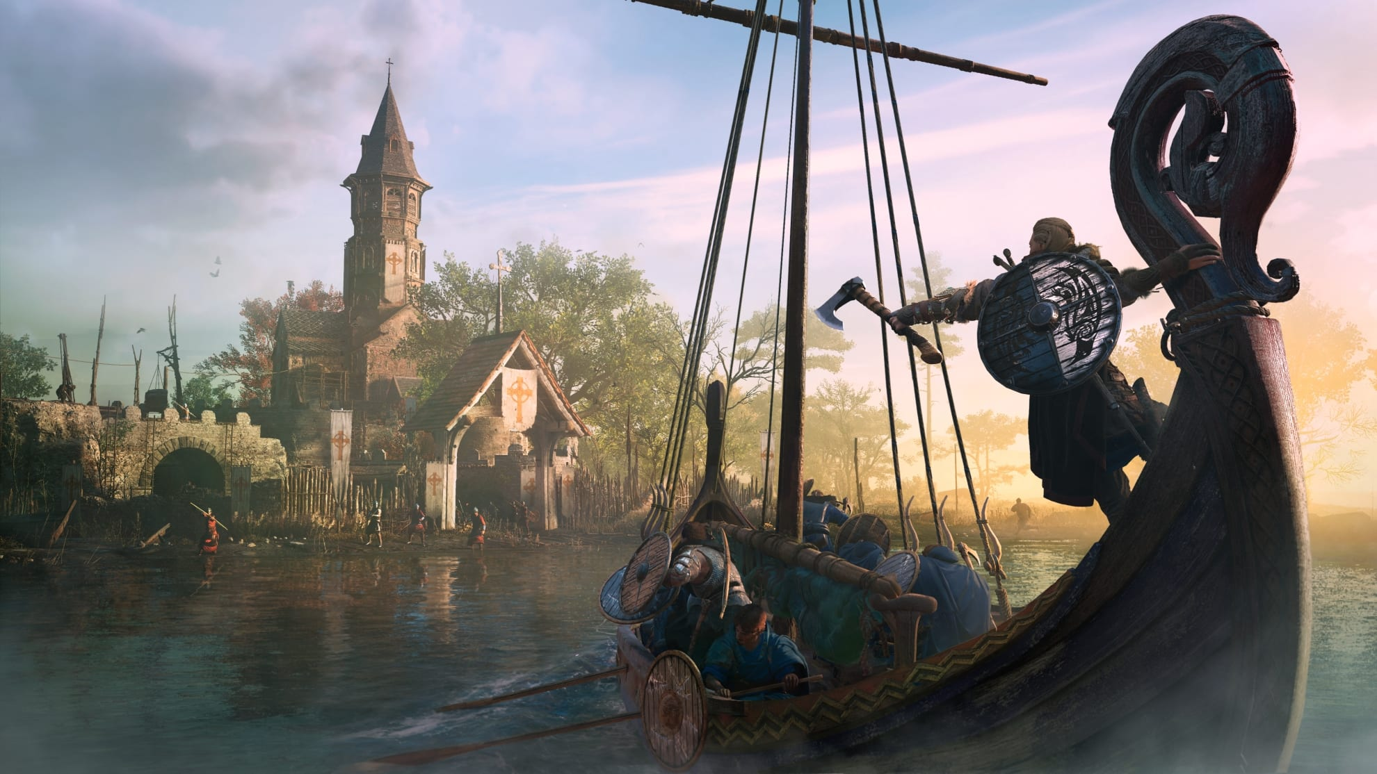 Assassin's Creed Valhalla Langboot