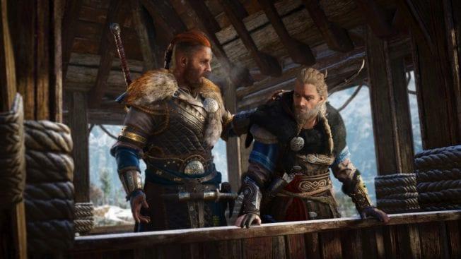 Assassin's Creed Valhalla Eivor Dialog