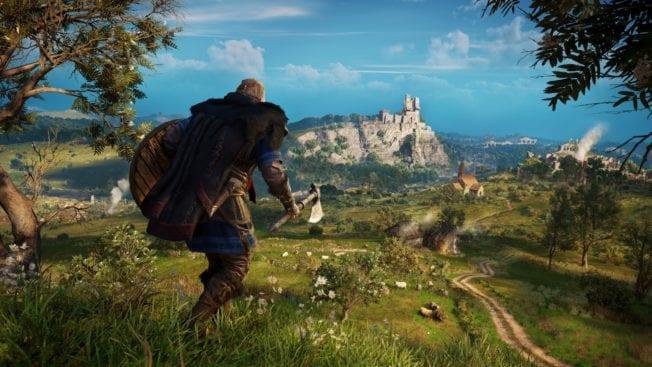Assassin's Creed Valhalla Spielwelt Ubisoft
