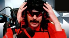 DrDisrespect Twitch YouTube