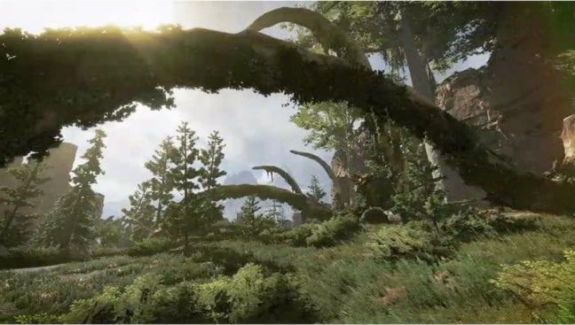 Apex Legends Bilder Wald