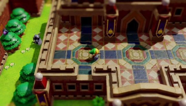 Zelda: Link's Awakening