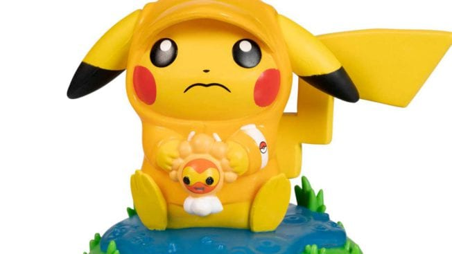 Trauriges Pikachu, nächste Funko-Pop-Figur lautet Rainy Day