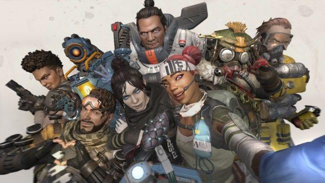 Apex Legends bekommt bald neue Helden.