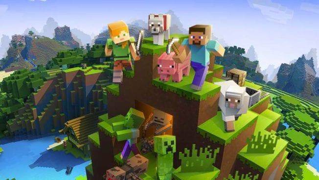 Markus notch Persson Mojang Minecraft