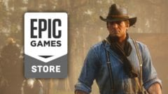 Epic Games Store Red Dead Redemption 2