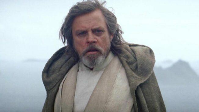 "Mark Hamill: ""Luke Skywalker keine Jungfrau"""