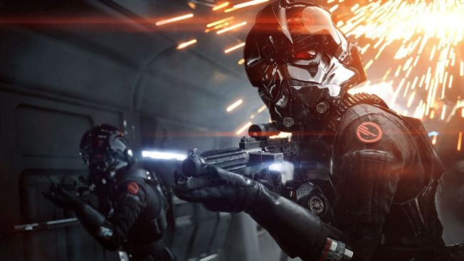Star Wars Battlefront 2 für die PlayStation 4